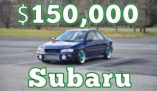 Subaru Impreza 150.000 dólares