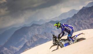 Suspendida la 12ª etapa del Dakar 2018 en motos y quads