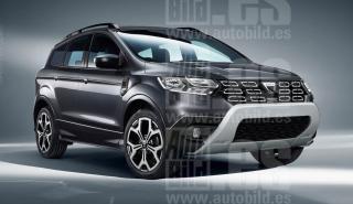 SUV Compacto Dacia