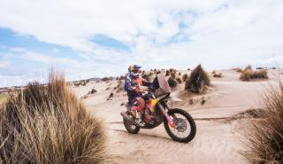 Toby Price gana la etapa 11 del Dakar 2018
