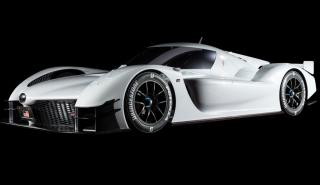 Toyota Gazoo Racing GR Super Sport Concept