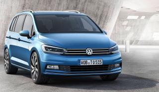 Volkswagen Touran diésel o gasolina