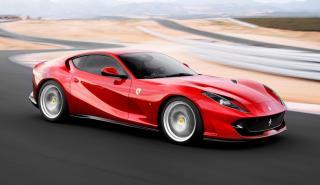 5 datos Ferrari 812 Superfast