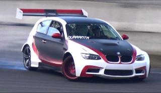 BMW Serie 1 drift