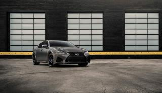 Lexus GS F y RC F 10th Anniversary editions