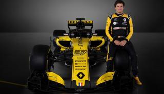 Renault F1 y Sainz