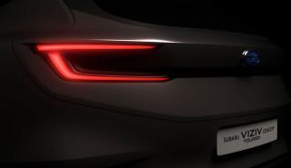 Subaru Viviz Tourer Concept