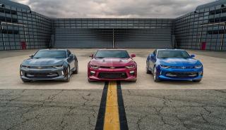 5 modelos emblemáticos Chevrolet Camaro