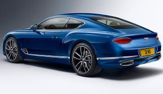 Bentley Continental GT 5 datos