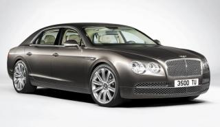 La berlina de Bentley supura lujo por todas partes; y esto, cómo no, conlleva que ofrezca opciones poco habituales,