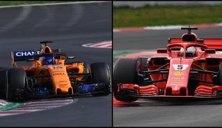 Cual es mejor, McLaren o Ferrari