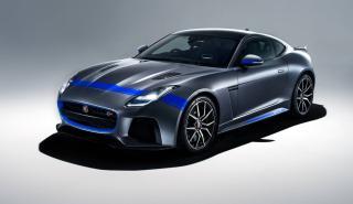 Jaguar F-Type SVR Graphic Pack