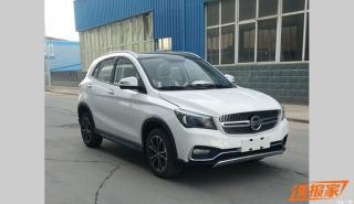 K-One, el Mercedes GLA chino