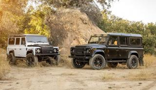 Land Rover Defender by Fusion Motor Company