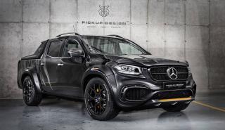 Mercedes Clase X Carlex