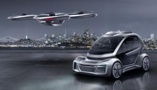Pop.Up Next de Audi, Italdesign y Airbus
