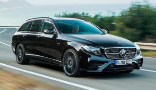 Prueba Mercedes E43 AMG Estate