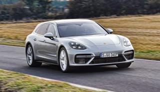 Prueba Porsche Panamera Sport Turismo