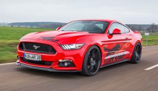 Prueba: Wolf Racing Mustang GT