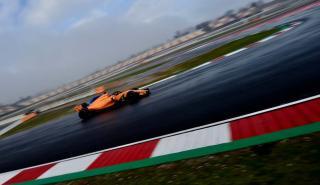 Stoffel Vandoorne F1