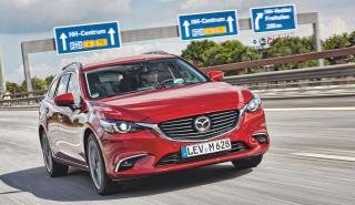 Test 100.000 km Mazda6 Wagon 2.2 Skyactiv-D 175 CV Auto AWD