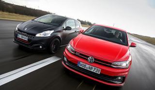 Volkswagen Polo GTI vs Peugeot 208 GTi