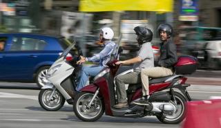 Barcelona restringirá la circulación de las motos más contaminantes