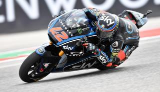 Francesco Bagnaia vence la Carrera Moto2 Austin 2018