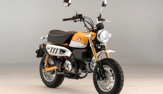 La Honda Monkey 125 se comercializará en España