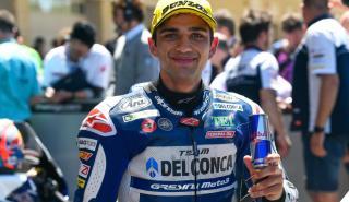 Jorge Martín subirá a Moto2 con KTM