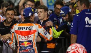 Márquez calló a Rossi en la Comisión de Seguridad