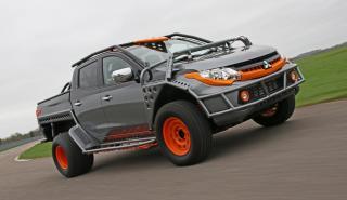 Mitsubishi L200 Fast & Furious Live