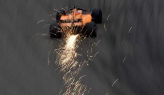 Motor Renault F1 McLaren
