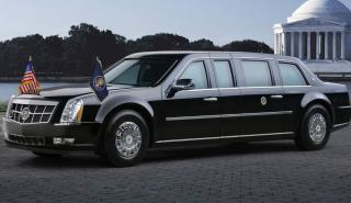 Nuevo coche de Trump