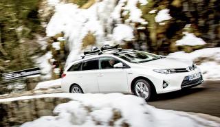 Por qué con frío tu coche consume más