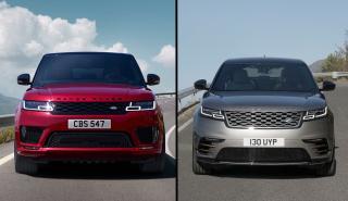 Range Rover Sport vs Range Rover Velar