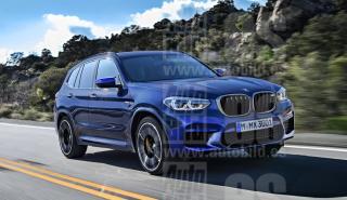 Render BMW X3 M