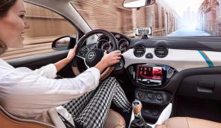 Secretos interior Opel Adam