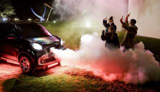 Smart ForTwo EQ Mobile Disco