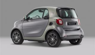 Smart ForTwo Pull and Bear