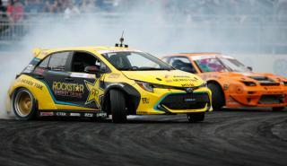 Toyota Auris Fórmula Drift