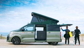Al volante: Citroën Spacetourer Rip Curl Concept