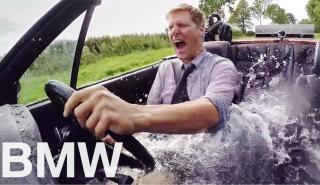 BMW bañera
