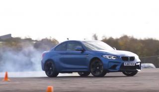 BMW M2 vs Toyota GT86 vs Lexus GS F