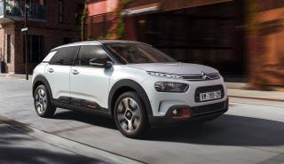 Citroën C4 Cactus diésel o gasolina