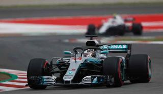 Clasificación GP España 2018