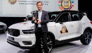 éxito Volvo XC40
