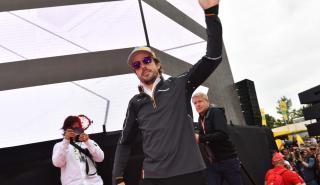 Fernando Alonso previa Mónaco