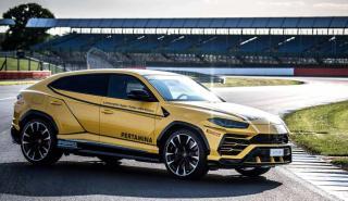 Lamborghini Urus Pace Car