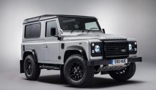 Land Rover Defender generaciones